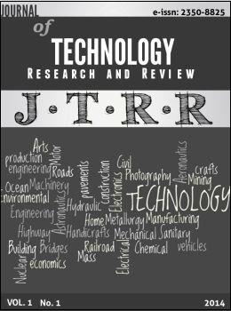 Cover JTRR
