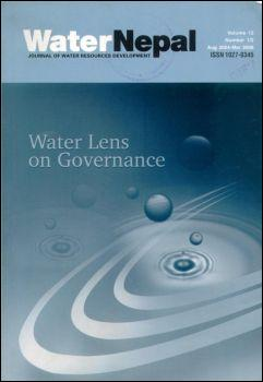 Cover Water Nepal