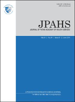 Cover JPAHS