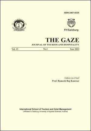 Cover GAZE
