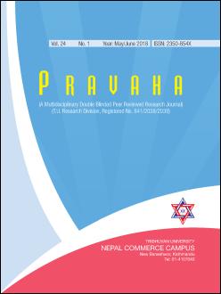 Cover Pravaha