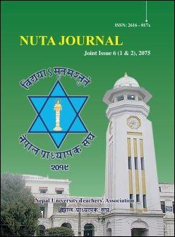 Cover NUTAJ