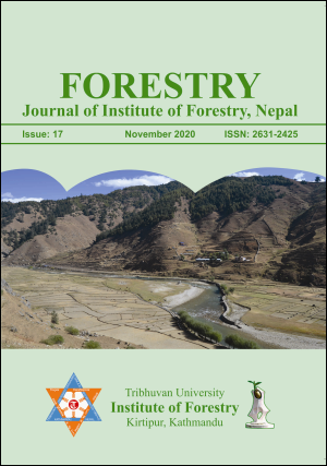 Cover Forestry