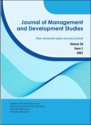 Cover JMDS