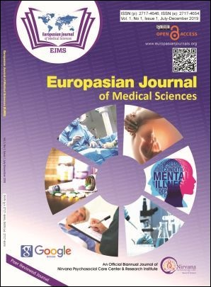 View Vol. 2 No. 2 (2020): EJMS | July-December Issue
