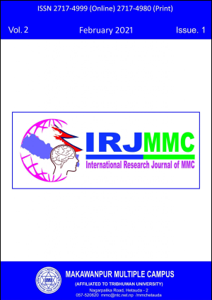 Cover IRJMMC