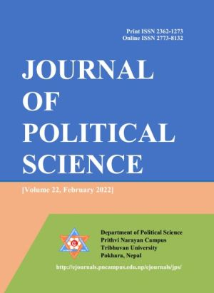 Cover of JPS
