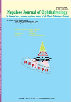 Cover of NEPJOPH