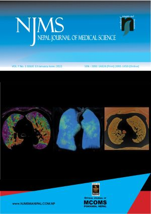 Cover of NJMS